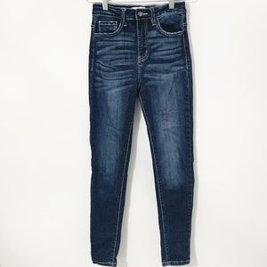KanCan HighWaisted Skinny Jeans From Buckle